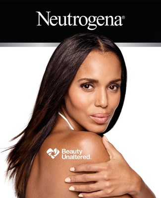 Kerry Washington in a Neutrogena Ad Featuring the CVS Beauty Mark