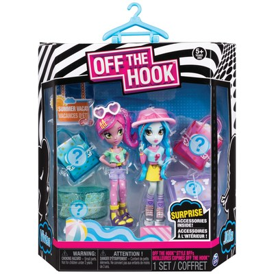 Off the Hook Style BFFs - Mix up the trendy fashions to create unique looks (CNW Group/Spin Master)