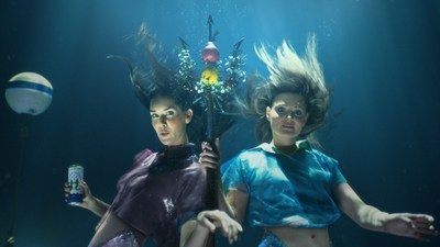Meet Bonnie and Vivian, BON & VIV Spiked Seltzer's two mythical mermaid entrepreneurs, as they pitch their too good to be true idea of a hard seltzer with 0 grams of sugar and great taste to potential investors – sharks.