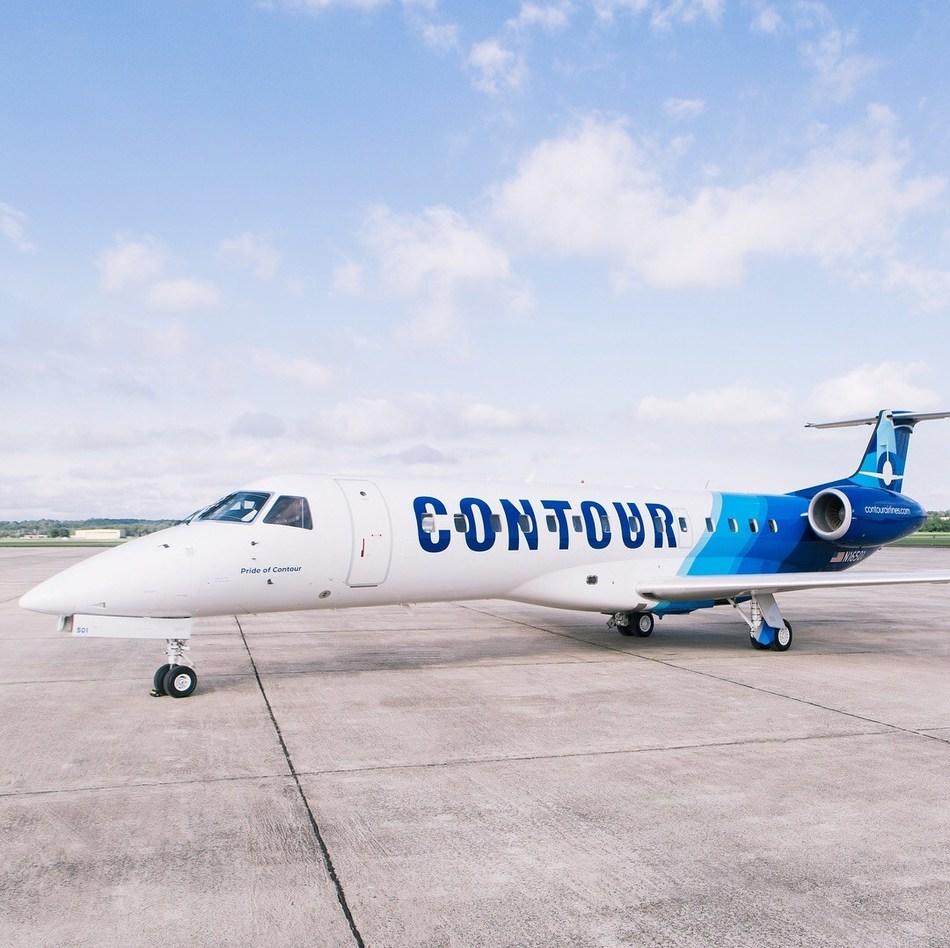 Contour Airlines ERJ-135