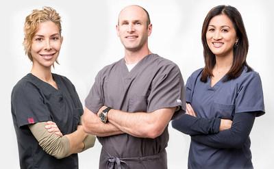 Dr. Danielle Aufiero, Dr. Steven Sampson, Dr. Mary Ambach | Orthohealing Center