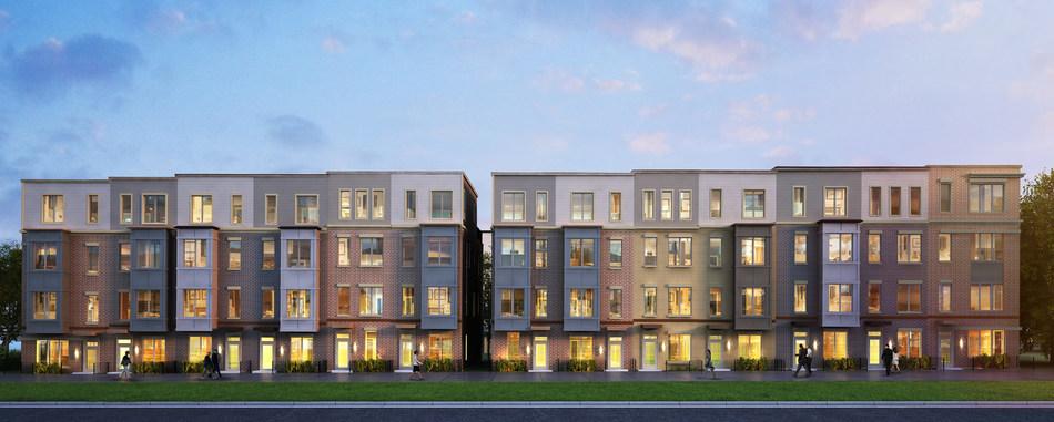 Chapman Row at Twinbrook Metro is a new community in the city of Rockville​ ​featuring modern luxury townhomes​ ​​steps from Metro,​ ​​shopping, ​dining and ​more​.​ ​Join us for ​the​ Grand Opening on ​February 9 and 10 ​from 10 a.m. to 5 p.m. ​to tour two ​new ​models.