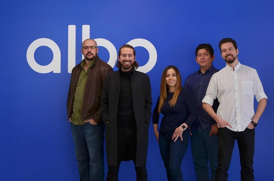 Albo´s executive team