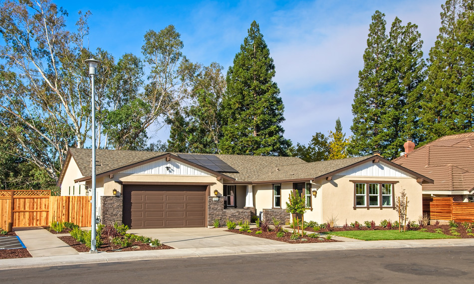 Hidden Ridge at Fair Oaks now offering a limited collection of 22 homes with quick move-in's!