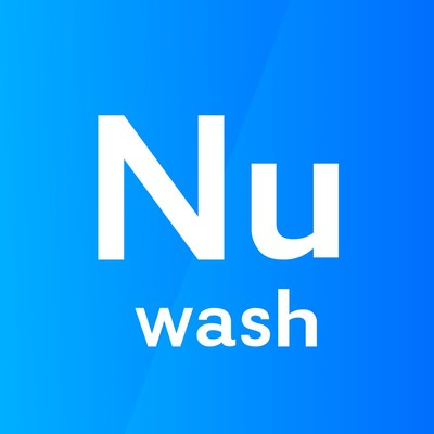 NuWash Car Wash logo