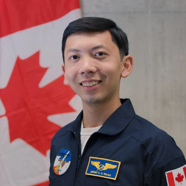 Jeremy Chan-Hao Wang, newly appointed President of The Sky Guys