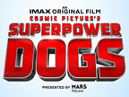 Chris Evans To Narrate Upcoming IMAX® Documentary Superpower Dogs
