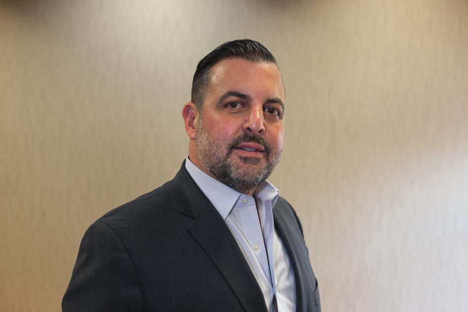 Stephen DiBiasio, executive vice president of Kerecis, which is pioneering the use of intact fish skin for the regeneration of human wounds and tissue damage