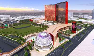 Resorts World Las Vegas Rendering / January 25, 2019