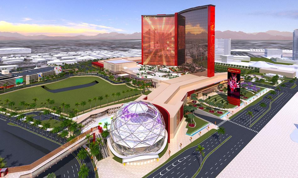 Resorts World Las Vegas Rendering