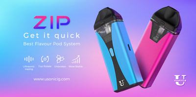 USONICIG Announces Vapouround Bus Tour to Celebrate Launch of New Product ZIP