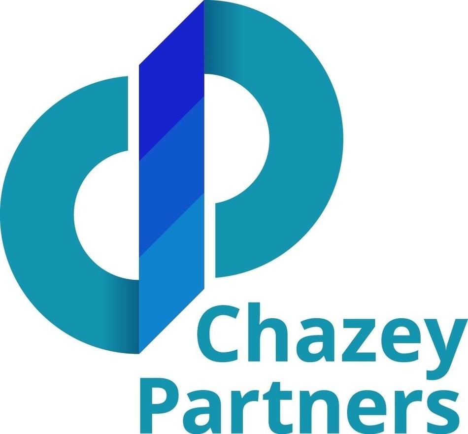 Chazey Partners Logo (PRNewsfoto/AntWorks)