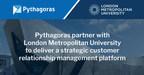 Pythagoras Partner With London Metropolitan University to Deliver a Strategic Customer Relationship Management Platform