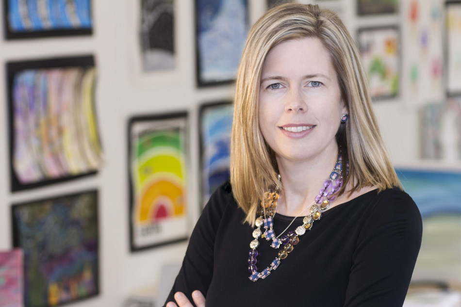 Martha Moen, the new Head of Concentra Trust - Image credit: Wilson Huynh Studio (CNW Group/Concentra)
