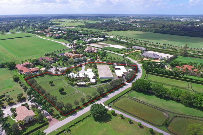 The property sits on nearly 4 acres in a private and gated community. It is ideally located within a short distance of both the Winter Equestrian Festival (WEF) grounds and the International Polo Club. More at WellingtonLuxuryAuction.com.