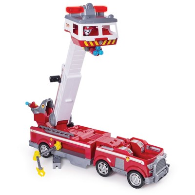 UK Toy Fair Hero Toys of  2019 - PAW Patrol Ultimate Rescue Fire Truck (CNW Group/Spin Master)