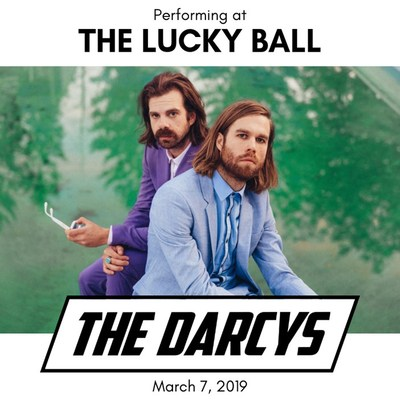 The Darcys Headline St. Patrick's Day Fundraising Party for Local Food Bank (CNW Group/Fort York Food Bank)
