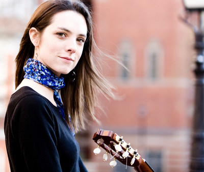 Laura Snowden, acclaimed UK artist, will make her U.S. debut at the Long Island Guitar Festival in April.