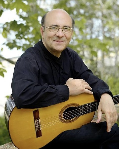Harris Becker, Director of Guitar Studies at LIU Post, is the founder and director of the Long Island Guitar Festival.