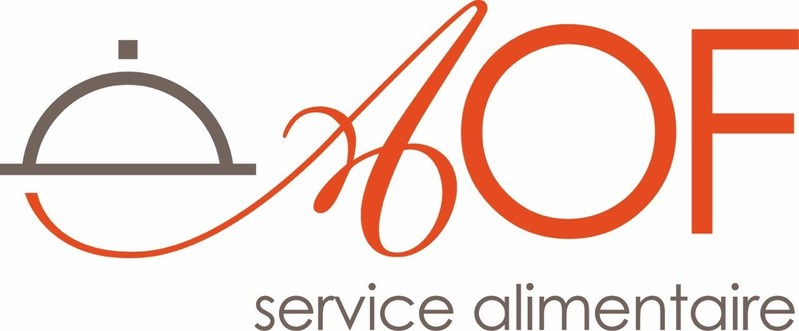 Logo: AOF service alimentaire (CNW Group/Alimplus inc.)