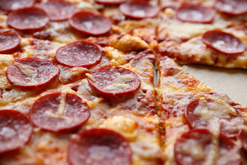 Americans Love Pepperoni Pizza, Especially While Watching Football