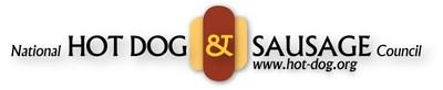 National Hot Dog and Sausage Council logo (PRNewsfoto/National Hot Dog and Sausage Co)