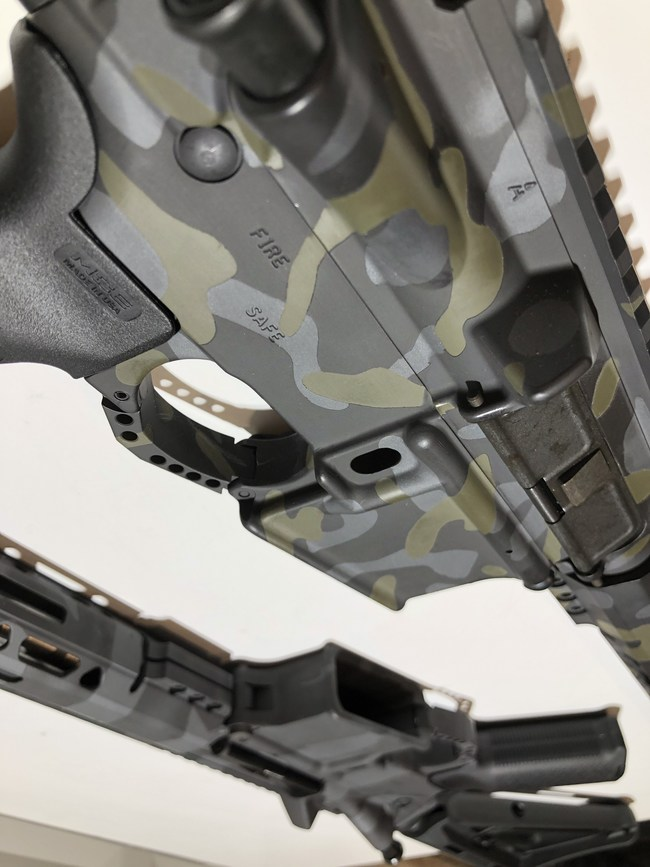Thunder Tactical Goes Independent in Response to E-Heavy