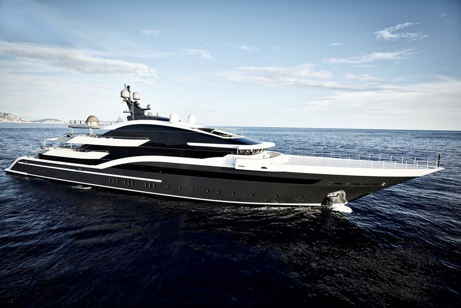 Oceanco's 90m DAR Wins Top Honors at the Design & Innovation Awards