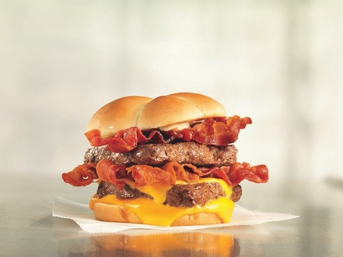 Wendy's puts the bacon battles on full blast by offering a free Baconator AND $0 delivery on DoorDash with $10 purchase, from January 28 – February 4. Starting January 28, bacon lovers can use the code FREEBACONATOR at checkout to receive the free Baconator with $10 purchase.