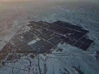 东方日升新能源在哈萨克斯坦的40MW光伏项目接到电网 | 美通社