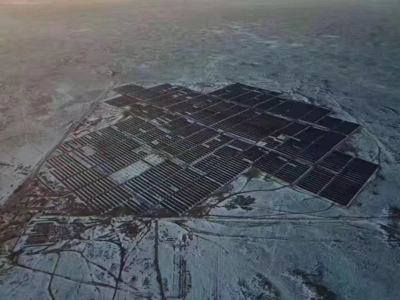 Risen Energy's 40MW grid connection project in Kazakhstan