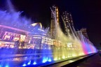 Bangkok's Chao Phraya River gets new landmark attraction with opening of Southeast Asia's longest water feature at ICONSIAM