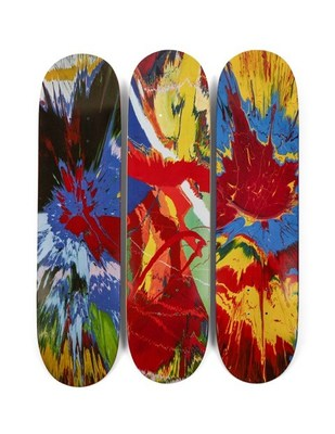 b7420661 A Complete Archive Of Supreme Skate Decks Sells For $800,000 At Sotheby's