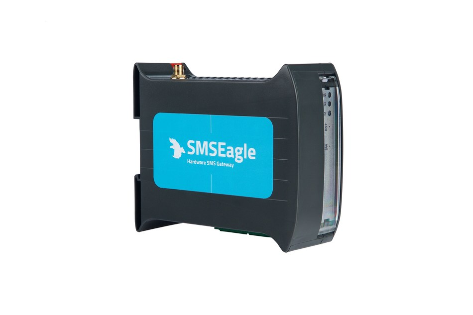 SMSEagle Launches 4G SMS Gateway Compatible with All Major 4G Networks Worldwide (PRNewsfoto/SMSEagle)