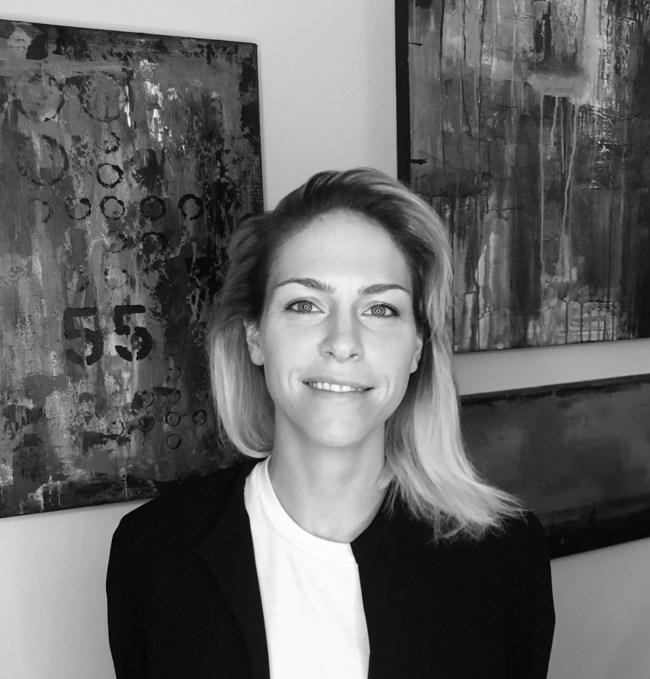 Allison Pankow, VP of Marketing