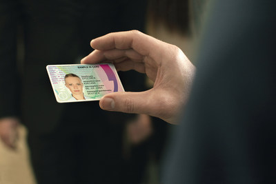 Makrofol® ID polycarbonate films from Covestro provide anti-counterfeiting protection for secure ID applications.