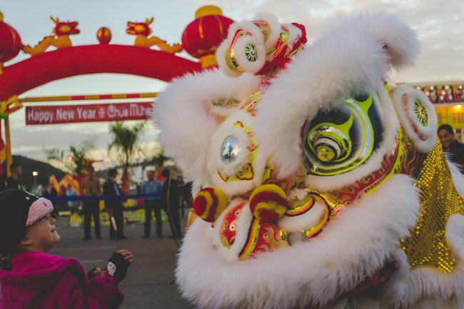 Free Cultural and Lion Dance performances