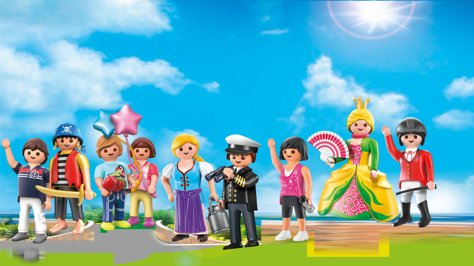 Popular toy brand, PLAYMOBIL®, has appointed WildBrain to exclusively manage its kids' content on YouTube to help grow the brand internationally. (CNW Group/DHX Media Ltd.)
