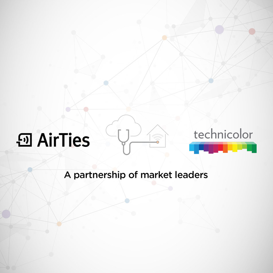 AirTies to Acquire Technicolor's In-Home Wi-Fi Management Software Business