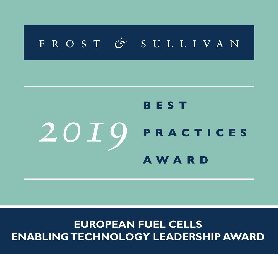 GenCell Energy Earns Acclaim from Frost & Sullivan for Its