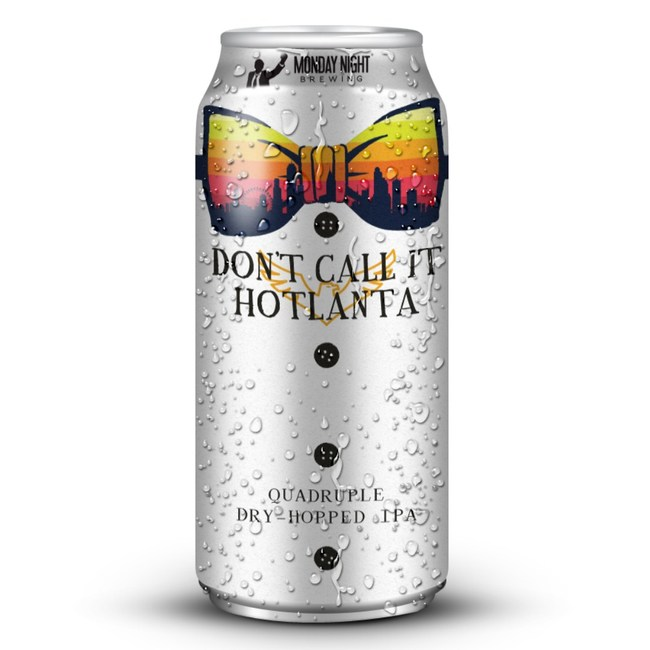 Don't Call It Hotlanta 16 ounce cans are available in select locations in Georgia, Alabama and Tennessee. Also look for it on draft in bars and restaurants.