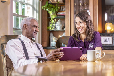 Home Instead Senior Care is partnering with GrandPad to provide a high-tech care solution for Home Instead clients and CAREGivers(SM).