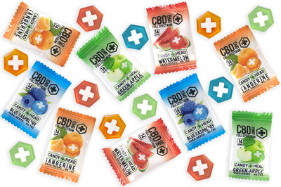 Candy Head is sweeping the U.S. with their Full Spectrum natural CBD edibles. Their goal is to improve the well-being of as many people as possible by providing them a fun, healthy, effective and efficient way of consuming CBD.