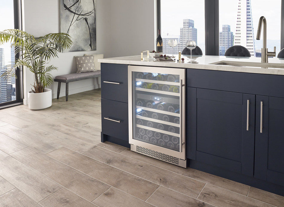 Zephyr has shaken up the industry with the introduction of Presrv – the company's first collection of Wine and Beverage Coolers. After more than 20 years of leading the kitchen ventilation hood industry, Zephyr president Luke Siow saw an opportunity to combine his love for wine with his passion for product design and technology.