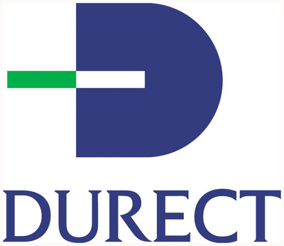 DURECT Corporation (www.durect.com) is pioneering the development and commercialization of pharmaceutical systems for the treatment of chronic debilitating diseases and enabling biotechnology-based pharmaceutical products. DURECT's goal is to deliver the right drug to the right site in the right amount at the right time. (PRNewsFoto)