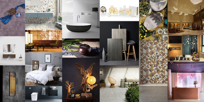 Exhibites of HDE 2019 range from lighting, sanitary wares and decorative accessories to fabrics, floor coverings, tiles and architectural elements.