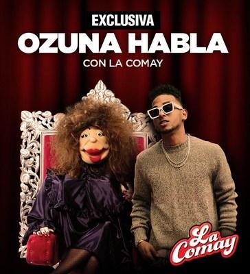 """Spanish Broadcasting System, MegaTV, Z93 FM y LaMusica App presentaron hoy lunes el regreso triunfal del famoso creador de """"La Comay"""" Antulio """"Kobbo"""" Santarrosa"""