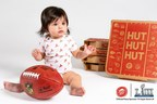 This Super Bowl Sunday, the Official Pizza Sponsor of the NFL is taking its commitment to overdeliver even further by celebrating families that are literally delivering during Super Bowl LIII – awarding the family with the first baby born during the game with free pizza for one year and a pair of tickets to Super LIV Bowl in 2020