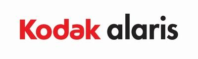 Kodak Alaris logo (PRNewsfoto/Newgen Software Technologies)