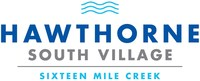 Mattamy Homes' Hawthorne South Village Sixteen Mile Creek community in Milton, Ontario is the company's most awarded community ever. (CNW Group/Mattamy Homes Limited)